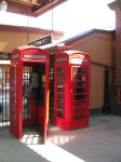 Objects 048 telephone box by Dreamcatcher-stock