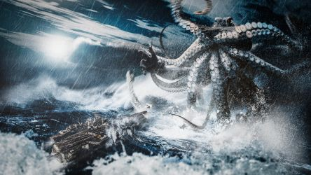 Rise of Cthulhu by nathanspotts