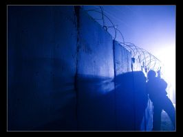 Out of the blue by gilad