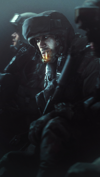 Airborne Soldier by ComradIvan18