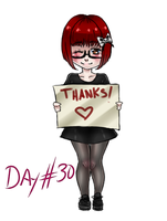 30 day challenge: Day 30 (11/02/14) by HellAwaitsArts