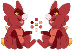 Quick Rubelline Reference by Trumplocke