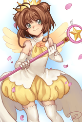 Card Captor Sakura by Fishiebug