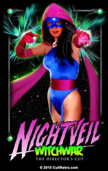 Nightveil Witchwar by accomics