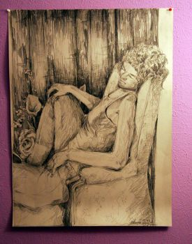 capricious figure drawing fina by capricious