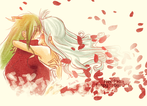Fairy Tail- Be my Valentine by ShiChel