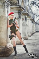 Tactical Cammy by nadyasonika