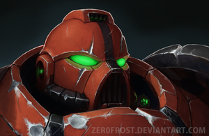 Blood Raven by Zer0Frost