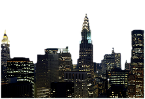 New York City PNG HQ by NatyJonasProductions