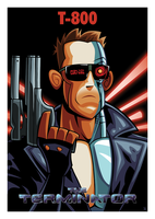 Terminator [cinemarium] by ivewhiz