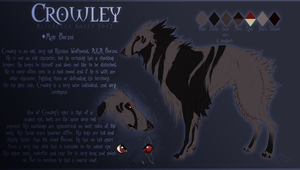Crowley Reference Sheet 2012. by Serphire