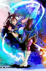 Commission Art: Chun li by paneseeker