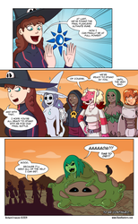 Rune Hunters - Ch. 141 Page 14 by Cokomon