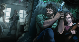 The Last of Us by Holly-the-Laing