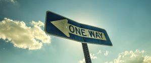 One Way to the Left by jwdonley
