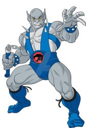 PANTHRO color by BroHawk