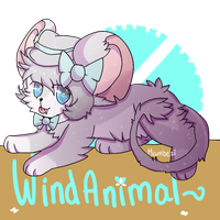 Windanimal's 2nd commission by Mambezi