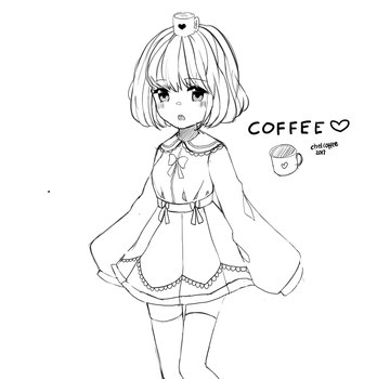 Doodle # 2 by chelcoffee