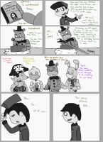 Merry Christmas, My Friends Pg.3 by CardboardDreamCube