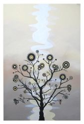 Tree - the canvas by melemel