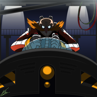 I AM THE EGGMAN by DirktheWrench