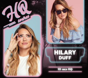 Photopack 1938 // Hilary Duff by HQSource