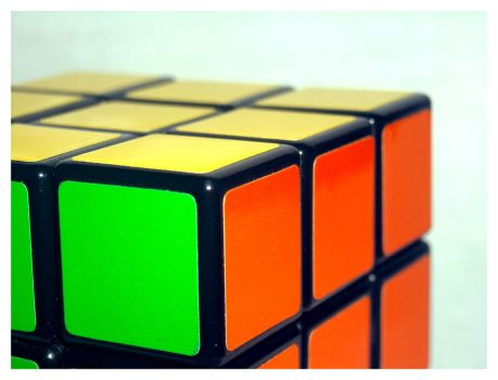 Rubik's Puzzle by Narcoleptic-ll