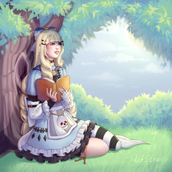 [YCH Commission] Alice by LifStrange