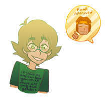 Pidge! by Honeybee-Jubilee