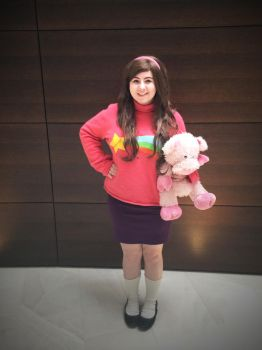 Mabel Pines Cosplay by AtomicColor