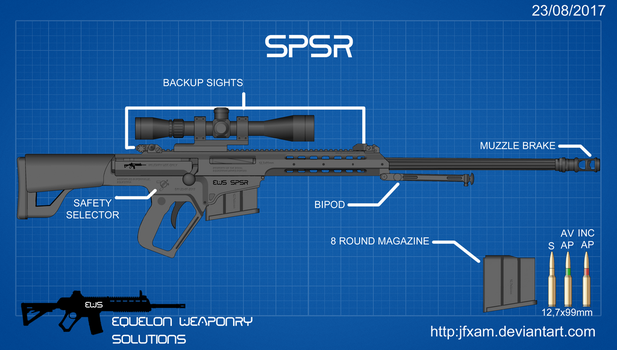 EWS SPSR (Blueprint) by JFXAM