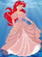Little Mermaid: Ariel by StarReSky