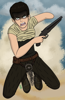Imperator Furiosa by VIcTobious