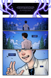 Dreamt of You: page 01 by RenieDraws