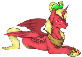 Princess Big Mac by AmberSwirl