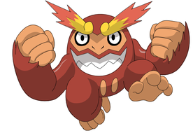 Darmanitan Pokemon of Pokemon