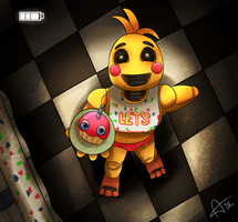Toy Chica by deathZera