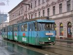 FVV Tram in Szeged - 2009 by MorpheusPhotoworks
