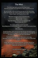 The Mist poem Competition by TheWiccanWay