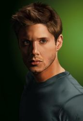 Dean Winchester by NAS12