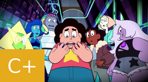 Steven Universe: The Whole Show (So Far) Review by Cuddlepug