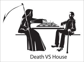 Death VS House by Mad42Sam
