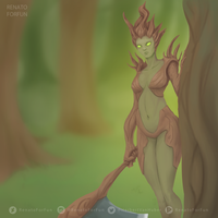 Groverina The Wild by RenatoForFun