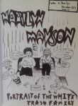 Marilyn Mayson:portrait of the white trash family by halloweenkid