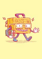 Back to School Lunchpail Bot by nickv47