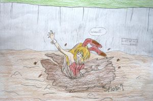 Mikuru Takes the Plunge by Lady-of-Mud
