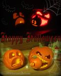 Pumpkin ate my child! by GazTV-inc