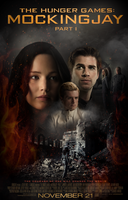 The Hunger Games Mockingjay (Fan made poster) by Panchecco