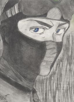 the sigint ninja by foxtroter13