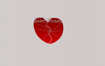 Broken Heart by BumbleBritches57